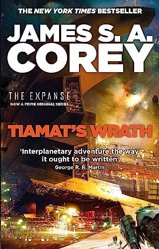 9780356510361: Tiamat's Wrath: Book 8 of the Expanse (now a Prime Original series)