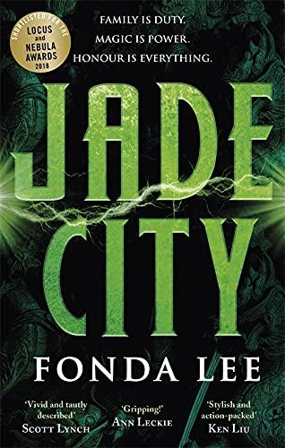 9780356510514: Jade City: THE WORLD FANTASY AWARD WINNER
