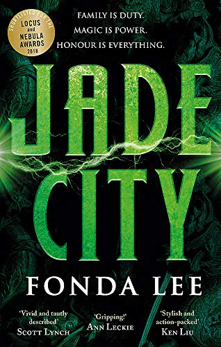 9780356510514: Jade City: THE WORLD FANTASY AWARD WINNER