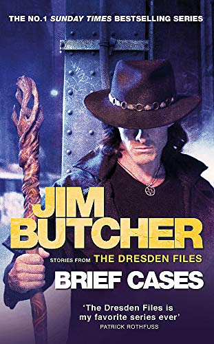 9780356511719: Brief Cases: The Dresden Files