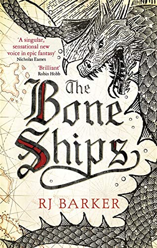 9780356511832: The Bone Ships (The Tide Child Trilogy)