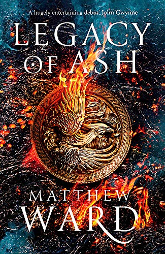 9780356513355: Legacy of Ash (limited signed edition): Book One of the Legacy Trilogy