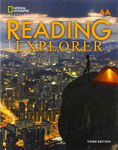 READING EXPLORER 4A & ONLINE WORKBOOK STICKER: Unknown, Unknown