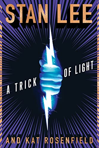 Book Cover: A Trick of Light