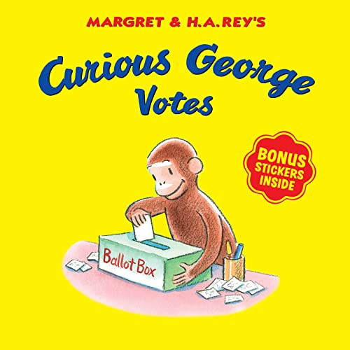 Curious George Votes (Paperback): H A Rey