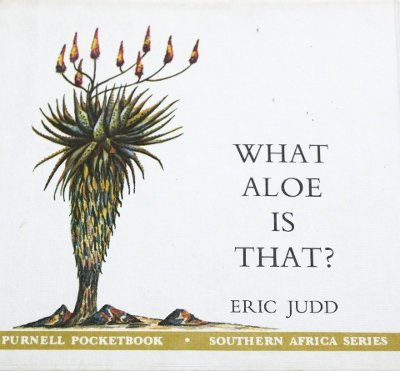 What Aloe Is That ?: Judd, Eric