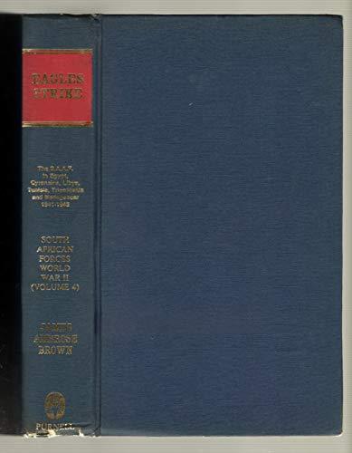 9780360001961: Eagles Strike: Vol. 4 (South African Forces World War II)