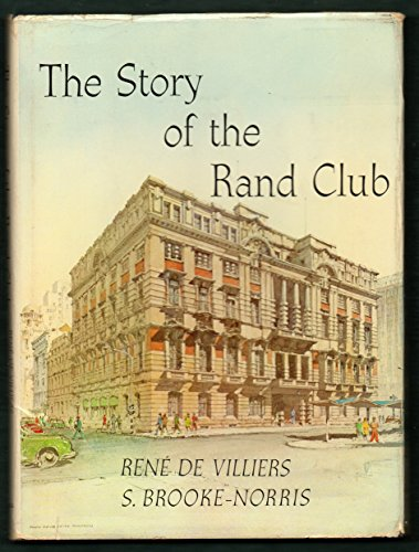 The Story of the Rand Club: de Villiers, Rene