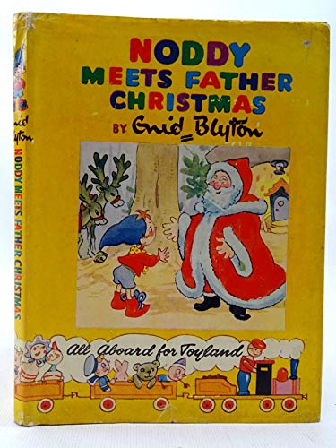 9780361004121: Noddy Meets Father Christmas