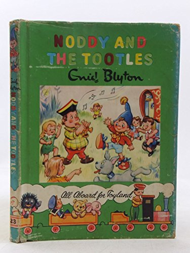 9780361004237: Noddy and the Tootles