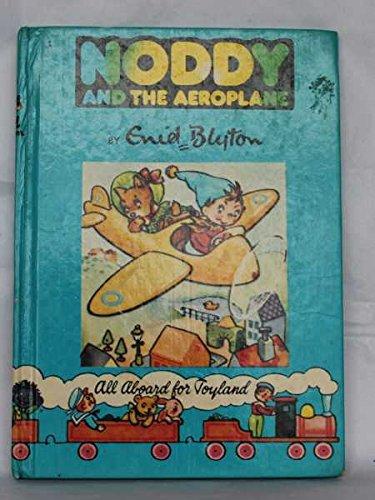 9780361004244: Noddy and the Aeroplane