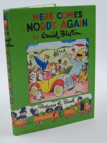 9780361004596: Here Comes Noddy Again!