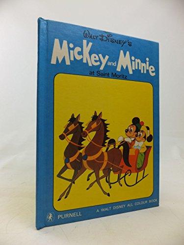 9780361014014: Mickey and Minnie at Saint Moritz