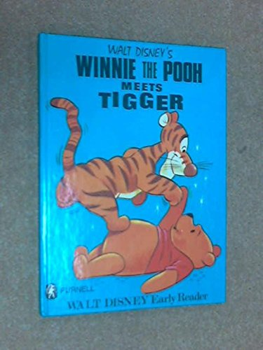 9780361014021: Winnie the Pooh Meets Tigger (Disney Early Readers)