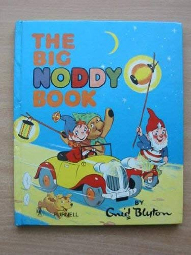 9780361015059: Noddy's Big Book 1971