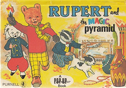 9780361015721: Rupert and the Magic Pyramid (Pop-up Books)