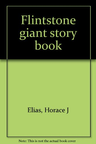9780361031660: Flintstone giant story book