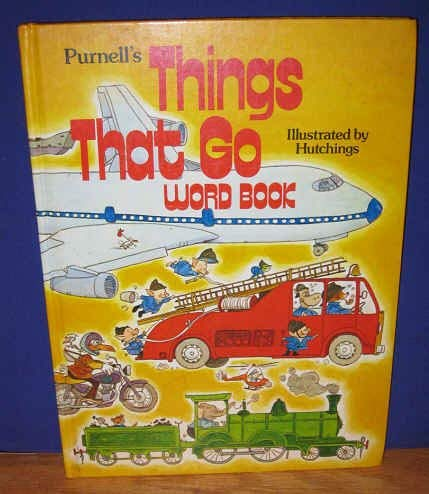 9780361032681: Things That Go Word Book