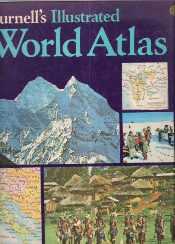 9780361033695: Purnell Illustrated World Atlas