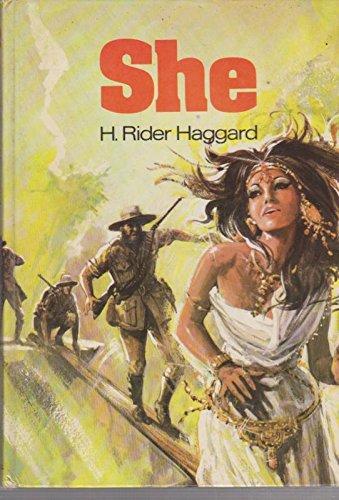 She (9780361035286) by H. Rider Haggard