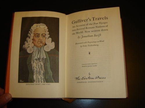 Gulliver's Travels: An Account of the Four: Jonathan Swift