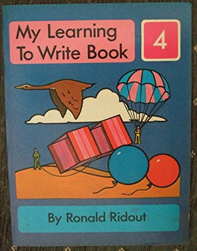 9780361038096: My Learning to Write Books: No. 4