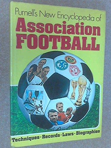 PURNELL'S NEW ENCYCLOPEDIA OF ASSOCIATION FOOTBALL.: Barrett, Norman S.
