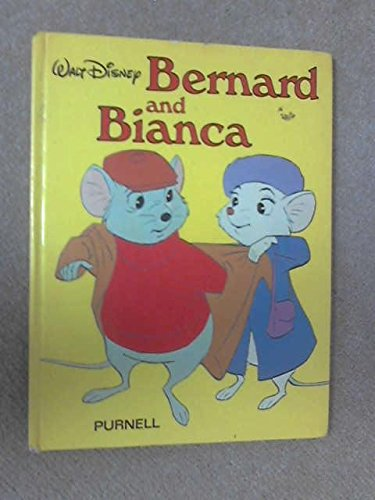 The Rescuers: Bernard and Bianca: Disney, Walt