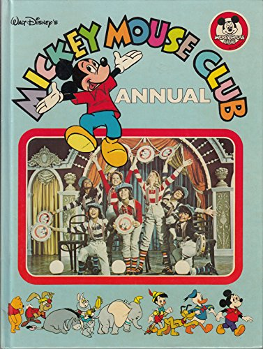 MIckey Mouse Club Annual: Anon