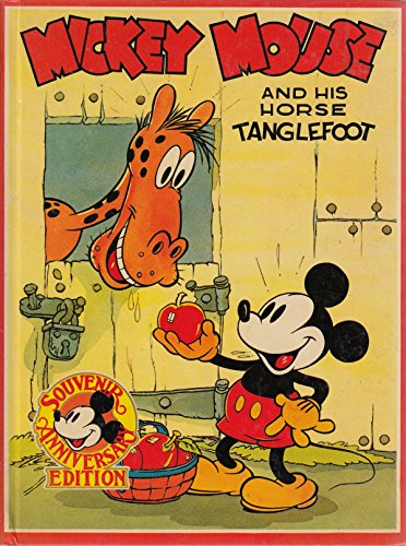 9780361043038: Mickey Mouse and His Horse Tanglefoot