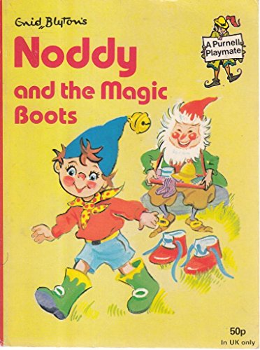 9780361045186: Enid Blyton's Noddy and the magic boots (Purnell playmates)