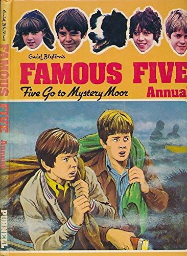 Enid Blyton's Famous Five annual: Five go: BLYTON, Enid