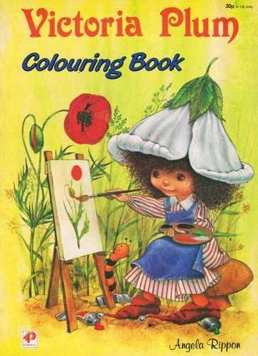 9780361053020: VICTORIA PLUM COLOURING BOOK