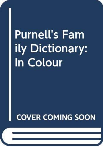 9780361054256: Purnell's Family Dictionary: In Colour