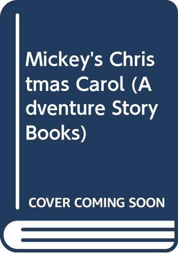 9780361064477: Mickey's Christmas Carol (Adventure Story Books)