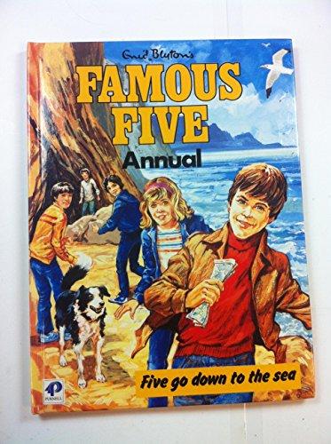 Famous Five Annual 1986: Littlehampton Book Services Ltd