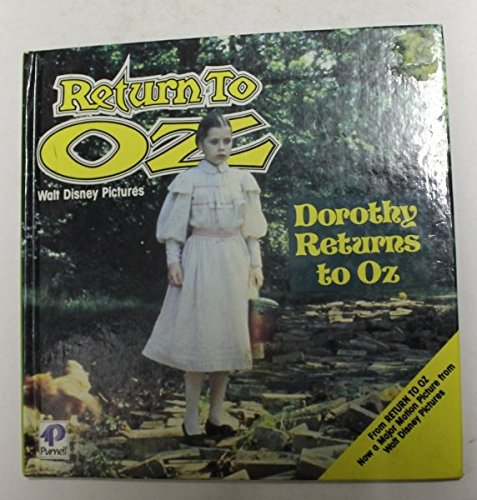 9780361069373: Dorothy Returns to Oz
