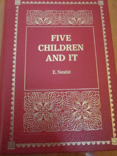 9780361071116: Five Children and it (A Purnell de luxe classic)