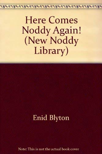 9780361071789: Here Comes Noddy Again! (New Noddy Library)