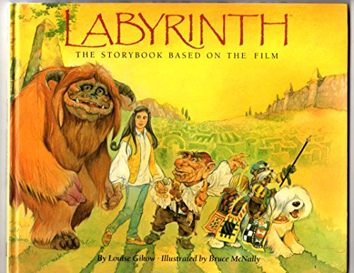 Labyrinth: Storybk (0361073763) by Louise Gikow