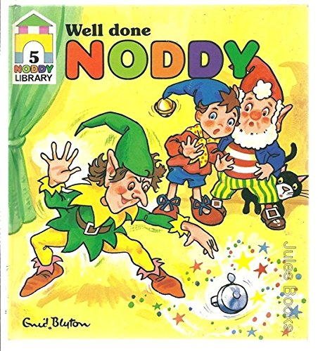9780361074421: Well Done, Noddy! (Noddy Library)