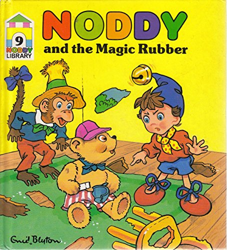9780361074469: Noddy and the Magic Rubber (Noddy library)