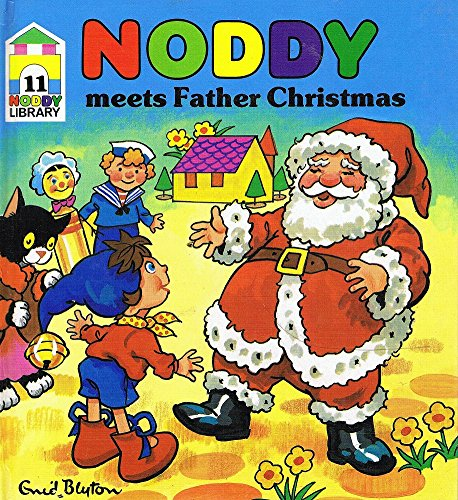 9780361074483: Noddy Meets Father Christmas (New Noddy Library)