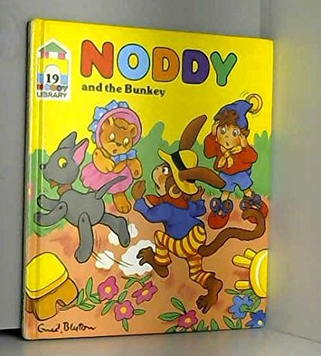 9780361078832: Noddy and the Bunkey (New Noddy Library)
