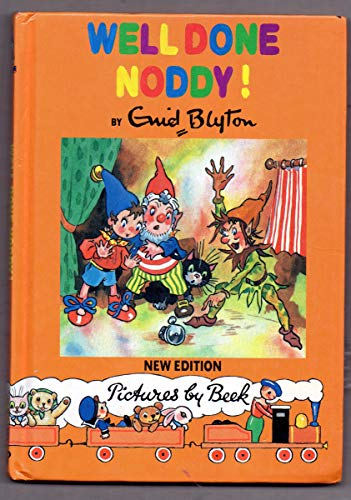9780361086059: Well Done, Noddy! (Noddy Library)