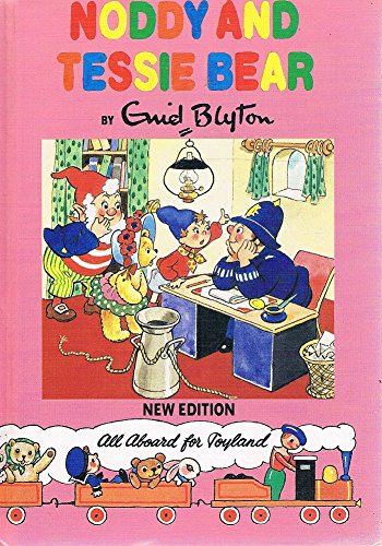 9780361086127: Noddy and Tessie Bear (The Noddy Library)