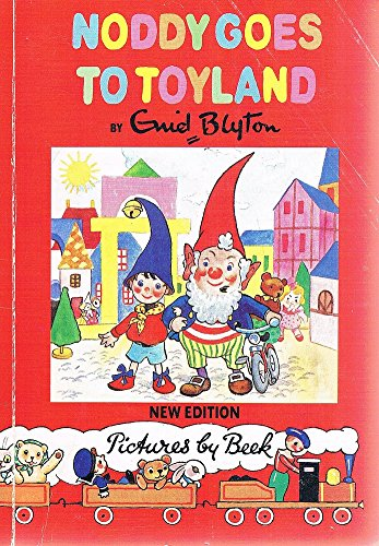 9780361086134: Noddy Goes to Toyland (Noddy Library)