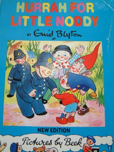9780361086141: Hurrah for Little Noddy (Noddy Library)