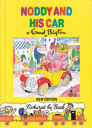 9780361086158: Noddy and His Car (Noddy Library)
