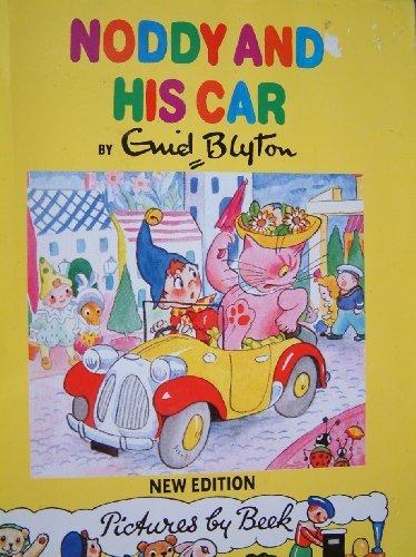 9780361086158: Noddy and His Car (Noddy Library)